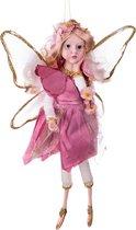 Декоративное Изделие Фея В Розовом Платье Высота 32 см - Polite Crafts&Gifts