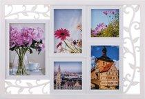 Фоторамка-Коллаж 46x33x2 см На 5 Фото 10x10/10x15/13x18 см - Polite Crafts&Gifts