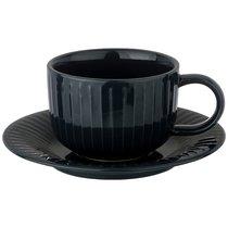 Чайный Набор На 1Пер. 2Пр. Majesty 220 мл Синий, цвет синий - Shunxiang Porcelain