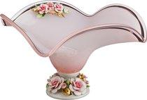 Чаша Декоративная 36*35 см Высота 22 см - White Cristal
