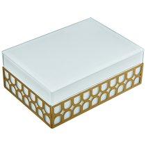 Шкатулка Коллекция Гламур 20,3x14,3x7,5 см - Dalian