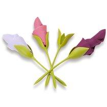 Набор держателей для салфеток Peleg, Bloom, 4 шт. - Peleg Design
