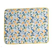 """Коврик для сушки посуды Kay Dee Designs """"Лимоны"""" 40*50см, хлопок - Kay Dee Designs"""
