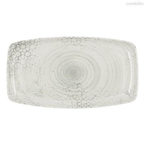 Тарелка прямоугольная 36х20 см, плоская, Smart, Minea - Bauscher