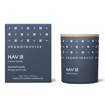 Свеча ароматическая HAV с крышкой, 65 г (новая) - Skandinavisk