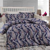 Постельное белье Altinbasak Tina, цвет голубой, размер 2-спальный - Altinbasak Tekstil