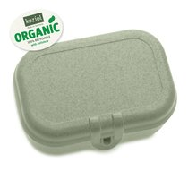 Ланч-бокс PASCAL S Organic, зелёный - Koziol