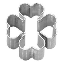Формочка для печенья Birkmann Клевер 6,5см, сталь - Birkmann