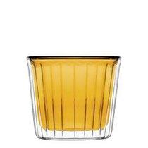 Чаша д/десерта 240мл Amber Thermic Glass Набор 2шт - Luigi Bormioli