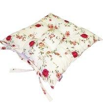 "Подушка на стул ""Жасмин"", 41х41 см, P705-1810/1, цвет разноцветный - Altali"