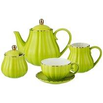 Чайный Сервиз, 15 Пр - Zeal Ceramics
