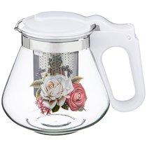 Заварочный Чайник Agness С Фильтром Из Нжс 700 Мл. - YiLong