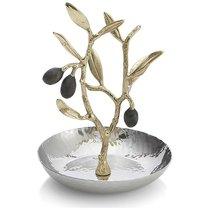 """Подставка для колец Michael Aram """"Золотая оливковая ветвь"""" 10см - Michael Aram"""