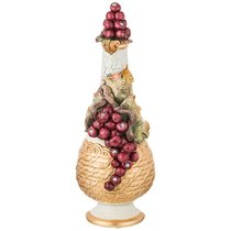 Бутылка Декоративная Fruits Высота 31 см Объем 1300 мл - Ceramiche Millennio