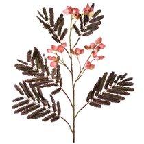 Цветок Искусственный Мимоза Длина 135 см - Silk-ka