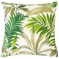 """Чехол для подушки """"Оазис"""", 43х43 см, P702-1863/1, цвет зеленый, 43x43 - Altali"""