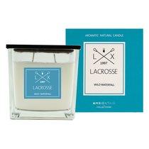 Свеча ароматическая в стекле Lacrosse Дикий водопад 60 ч - Ambientair