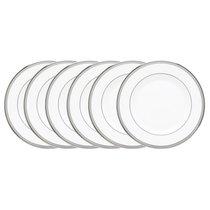 "Набор из 6 тарелок закусочных Lenox ""Марри-Хилл"" 20см"