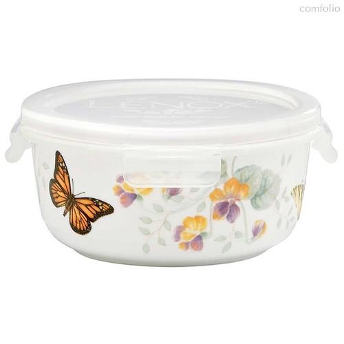 """Контейнер для хранения с крышкой Lenox """"Бабочки на лугу"""" 14,5см - Lenox"""