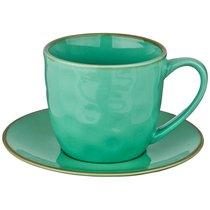 Чайный Набор На 1 Персону Concerto 2 Пр 240 млТиффани, цвет зеленый - Hunan Huawei