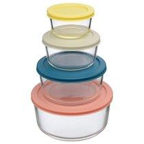 Набор из 4 контейнеров для еды - Smart Solutions
