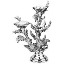 Подсвечник Корал 18x13x28 см Серия Серия Dal Mare - Jiefeng Gifts
