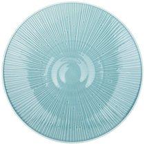 Тарелка Обеденная Mirage 26,5 см Голубой - Songfa ceramics
