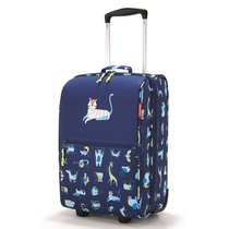 Чемодан детский Trolley XS ABC friends blue - Reisenthel