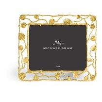 "Рамка для фото Michael Aram ""Ботаника"" 13,25х11см (золотист.) - Michael Aram"