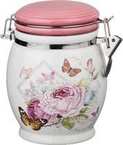 Емкость Для Сыпучих Продуктов Романтика Высота 15 см / 750 мл - Fujian Dehua Huachen Ceramics