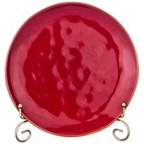 Тарелка Закусочная Concerto диаметр 20,5 см Винный Красный, цвет красный, 20 см - Hunan Huawei