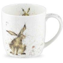 """Кружка 310мл """"Хороший день для кролика"""" - Royal Worcester"""