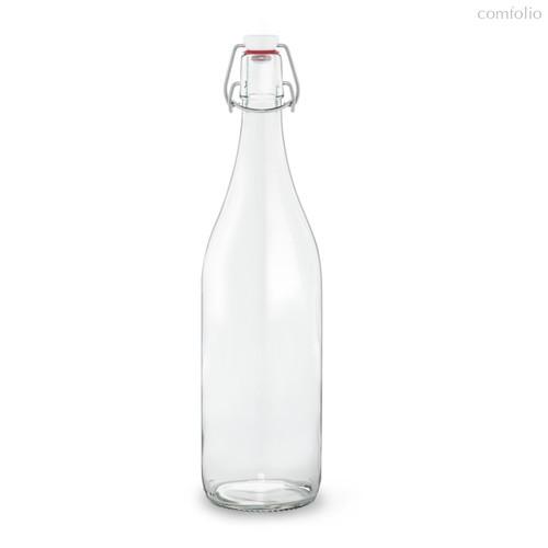 Бутылка с защелкивающейся крышкой Le Parfait 1л, стекло - Le Parfait