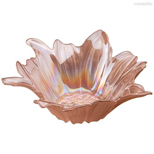 Блюдо Глубокое/Ваза Для Фруктов Beauty Peach 24см Без Упаковки - Akcam