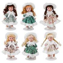 Кукла Фарфоровая Высота 13 см 6 Видов В Ассортименте - Reinart Faelens