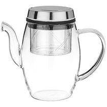 Заварочный Чайник Со Стекл. Фильтром 800 мл, Жаропрочное Стекло - Dalian