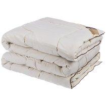 Одеяло ВЕРБЛЮЖЬЯ ШЕРСТЬ 142*205 СМ МИКРОФИБРА,50% ВЕРБЛЮЖЬЯ ШЕРСТЬ,50% СИЛИКОН.ВОЛОКНО ПЛОТНОСТЬ 3, 140x205 см - Бел-Поль