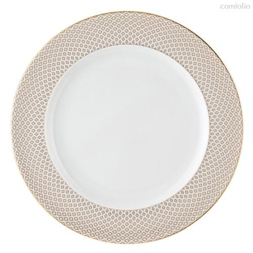 "Тарелка обеденная 27см ""Францис Карро Беж"", 27 см - Rosenthal"