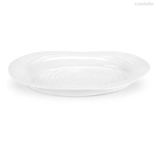 """Блюдо овальное Portmeirion """"Софи Конран для Портмерион"""" 37см (белое) - Portmeirion"""