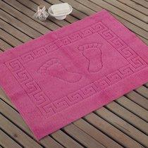 """Коврик """"KARNA"""" LIKYA (50x70) см 1/1, цвет малиновый, 50x70 - Bilge Tekstil"""