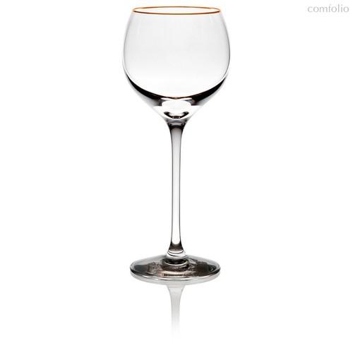 """Бокал для белого вина Lenox """"Вечность,золотой кант"""" 280мл - Lenox"""