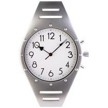 Часы Настенные Кварцевые Watch Цвет:Серебро - Arts & Crafts