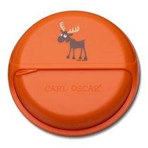 Ланч-бокс для перекусов SnackDISC™ Moose оранжевый, цвет оранжевый - Carl Oscar