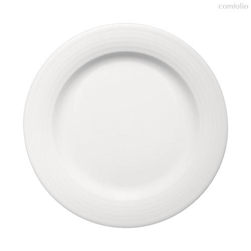 Тарелка круглая 16 см, плоская c бортом, Dialog - Bauscher
