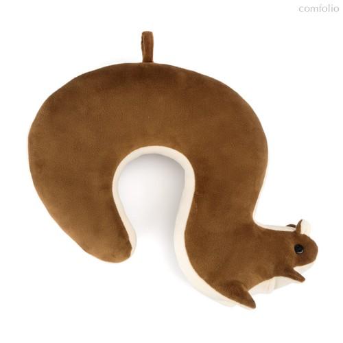 Подушка для путешествий Squirrel, цвет коричневый - Balvi