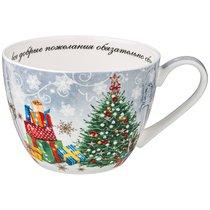 Кружка Lefard С Новым Годом! 500 мл - Shanshui Porcelain