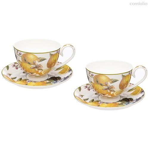 Чайный Набор Lefard Фрукты На 2 Пер. 4 Пр. 250М л - Meizhou Yuesenyuan