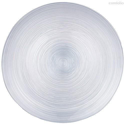 Тарелка Beauty Blue-Grey 28 см Без Упаковки - Akcam