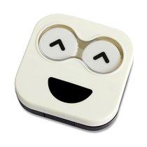 Набор для контактных линз Emoji белый, цвет белый - Balvi