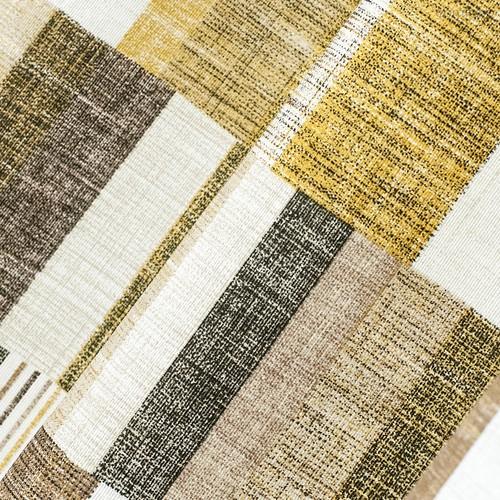 Ткань лонета Занзибар ширина 280 см/ 2146/2, цвет горчичный - Altali